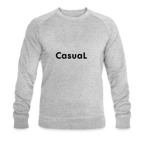 casual - Men's Organic Sweatshirt by Stanley & Stella