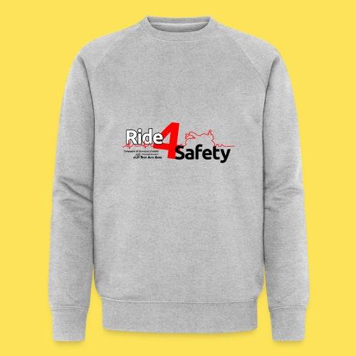 Ride 4 Safety - Felpa ecologica da uomo di Stanley & Stella