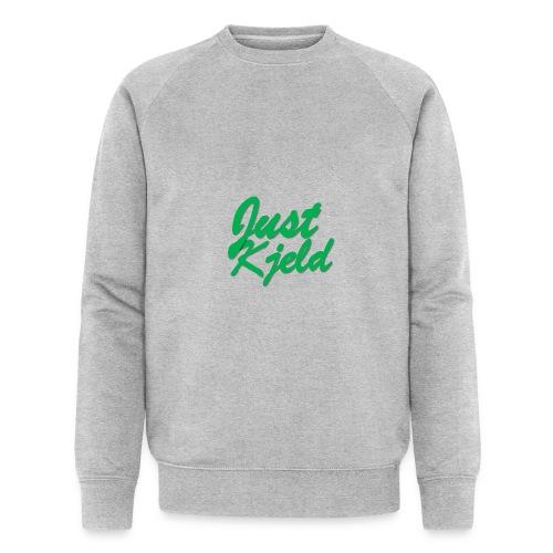 JustKjeld - Mannen bio sweatshirt