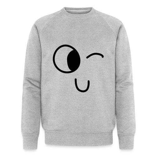 Jasmine's Wink - Mannen bio sweatshirt