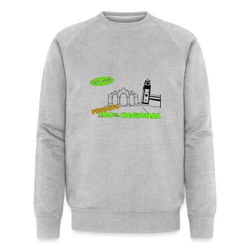 City Gates - Men's Organic Sweatshirt