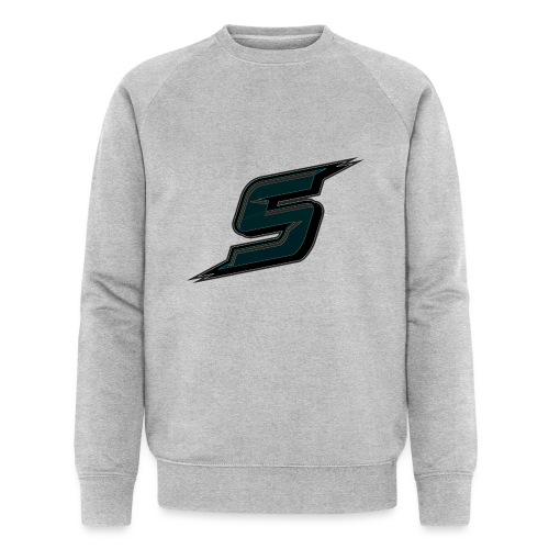 Stripo Logo - Men's Organic Sweatshirt by Stanley & Stella