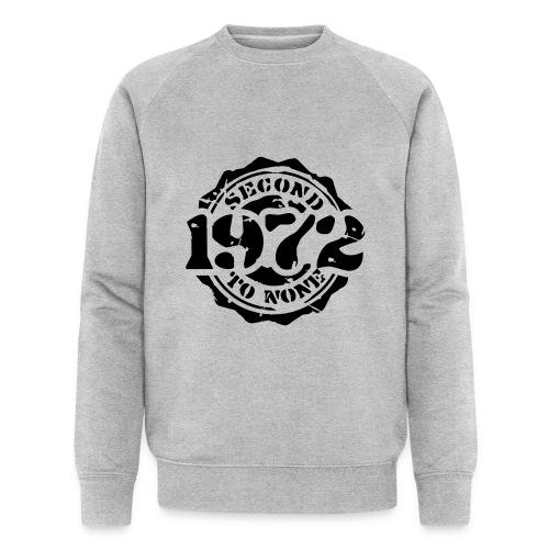 1972 Second to None - Männer Bio-Sweatshirt von Stanley & Stella