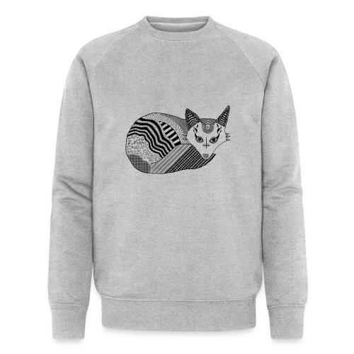 Foxi - Männer Bio-Sweatshirt von Stanley & Stella