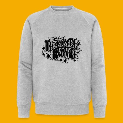 bb logo - Mannen bio sweatshirt