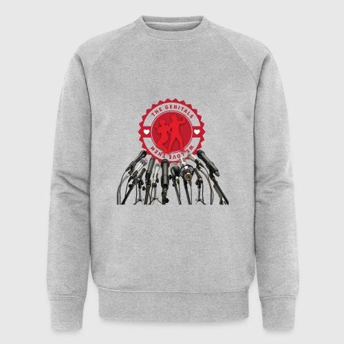 THEGENITALS - Økologisk Stanley & Stella sweatshirt til herrer