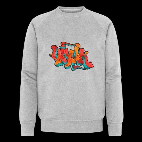 Hawk Print - Männer Bio-Sweatshirt von Stanley & Stella