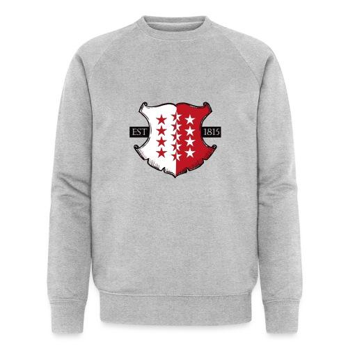Valais est. 1815 - Männer Bio-Sweatshirt von Stanley & Stella