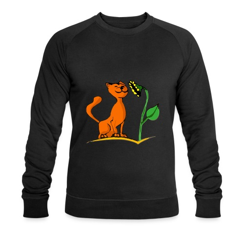 Sunny le chat - Sweat-shirt bio Stanley & Stella Homme