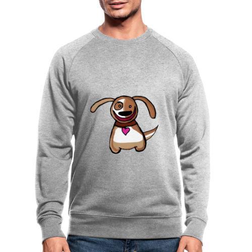 Titou le chien - Sweat-shirt bio