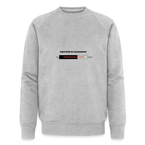 Directeur en chargement - Sweat-shirt bio Stanley & Stella Homme