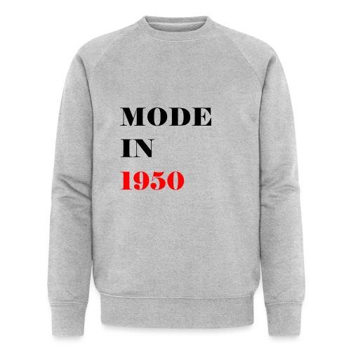 MODE IN 150 - Men's Organic Sweatshirt by Stanley & Stella
