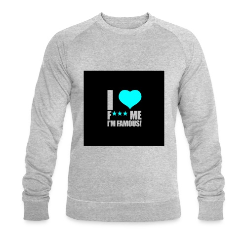 I Love FMIF Badge - Sweat-shirt bio Stanley & Stella Homme