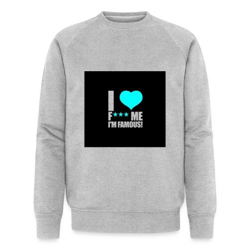 I Love FMIF Badge - Sweat-shirt bio