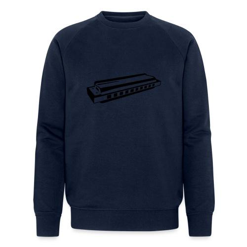 Harmonica - Men's Organic Sweatshirt