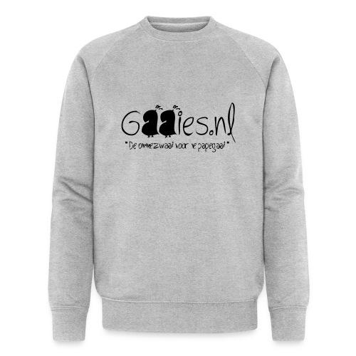 gaaies - Mannen bio sweatshirt van Stanley & Stella