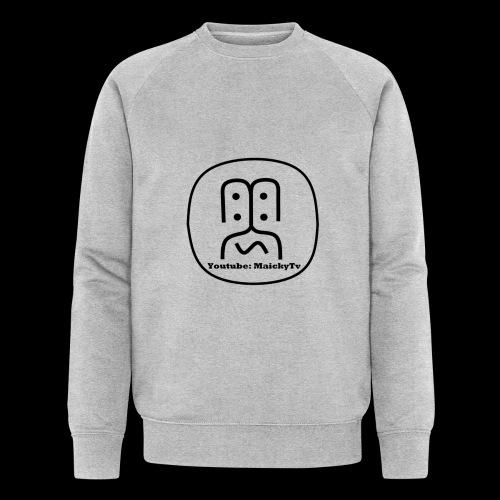 MaickyTv Merch - Männer Bio-Sweatshirt von Stanley & Stella
