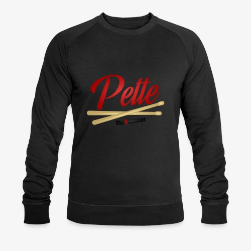 Pette the Drummer - Men's Organic Sweatshirt by Stanley & Stella
