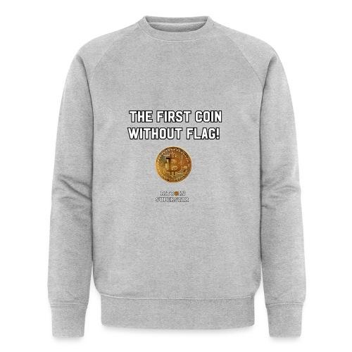 Coin with no flag - Felpa ecologica da uomo