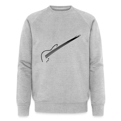 E-Bass - Männer Bio-Sweatshirt von Stanley & Stella