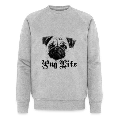 La vie de carlin - Sweat-shirt bio Stanley & Stella Homme