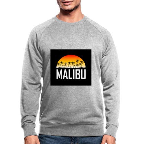 Malibu Nights - Men's Organic Sweatshirt