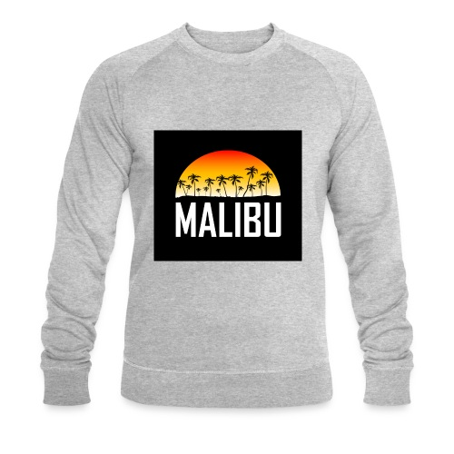 Malibu Nights - Men's Organic Sweatshirt by Stanley & Stella