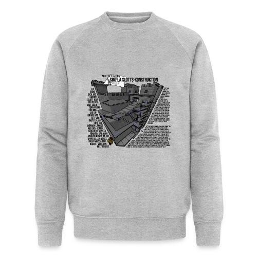 Jacobs Slott - Ekologisk sweatshirt herr från Stanley & Stella