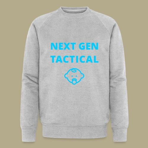 Tactical Baby Boy - Mannen bio sweatshirt van Stanley & Stella