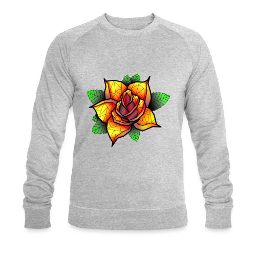 rose - Sweat-shirt bio Stanley & Stella Homme