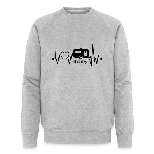 Puls - Männer Bio-Sweatshirt von Stanley & Stella