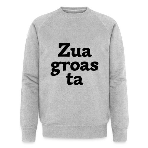 Zuagroasta - Männer Bio-Sweatshirt