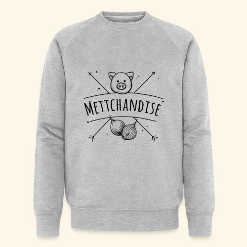Mettchandise - Männer Bio-Sweatshirt von Stanley & Stella