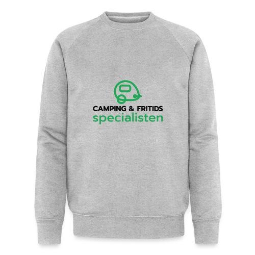 Camping & Fritidsspecialisten - Ekologisk sweatshirt herr från Stanley & Stella