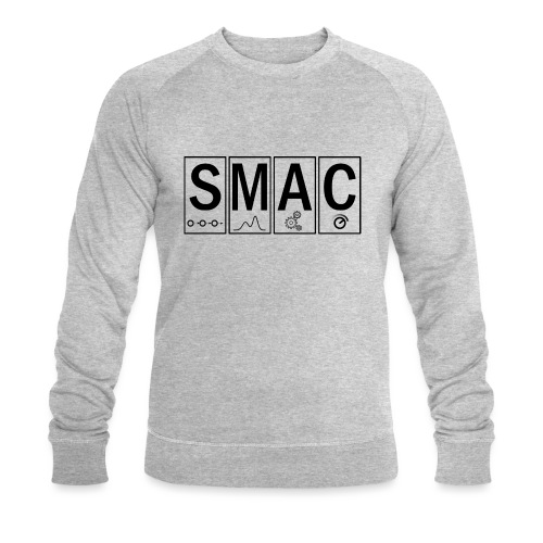 SMAC3_large - Men's Organic Sweatshirt by Stanley & Stella