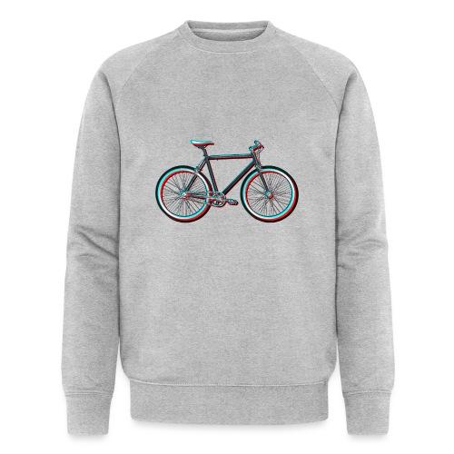 Single-Speeder - Männer Bio-Sweatshirt