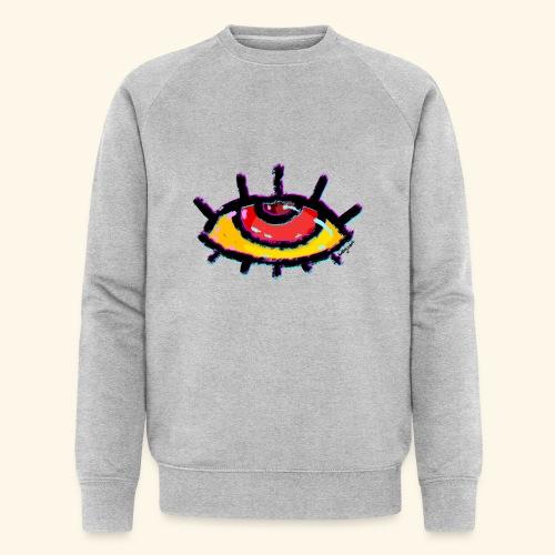 Eye See the Future - Men's Organic Sweatshirt by Stanley & Stella