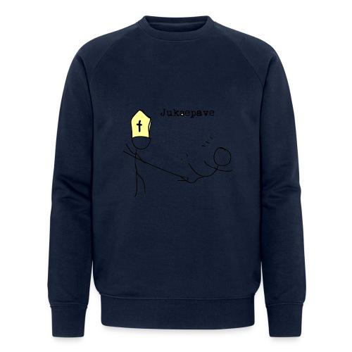 juksepave png - Økologisk sweatshirt for menn fra Stanley & Stella