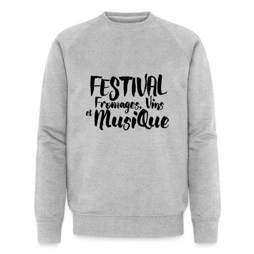 Festival FVM - Sweat-shirt bio Stanley & Stella Homme