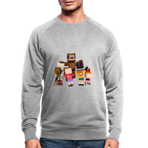 Withered Bonnie Productions - Meet The Gang - Men's Organic Sweatshirt