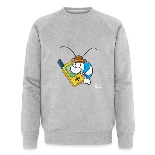 Thoddys Geocaching Garnele - Männer Bio-Sweatshirt von Stanley & Stella