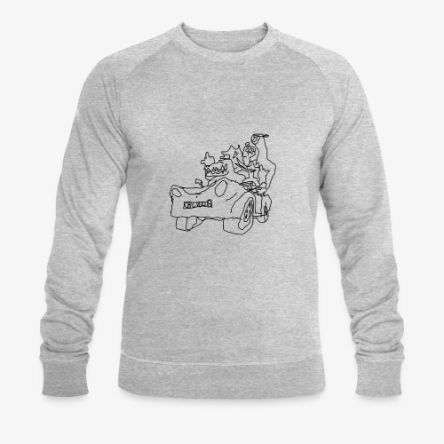 gova dinos - Sweat-shirt bio