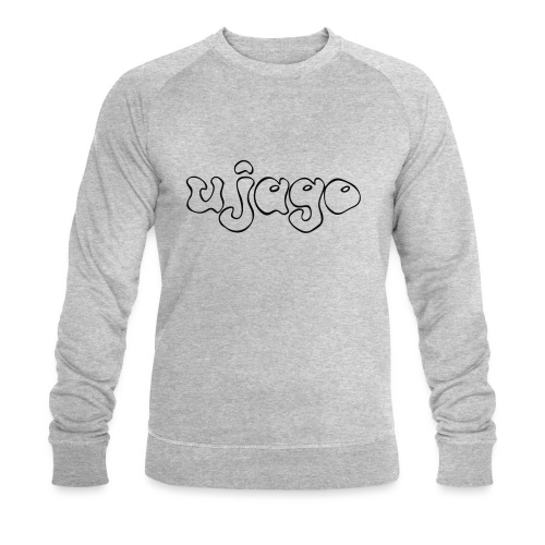 ujago_sw - Männer Bio-Sweatshirt
