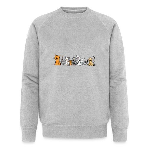 Cats & Cats - Mannen bio sweatshirt van Stanley & Stella