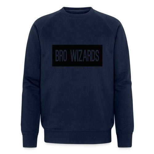 Browizardshoodie - Men's Organic Sweatshirt by Stanley & Stella