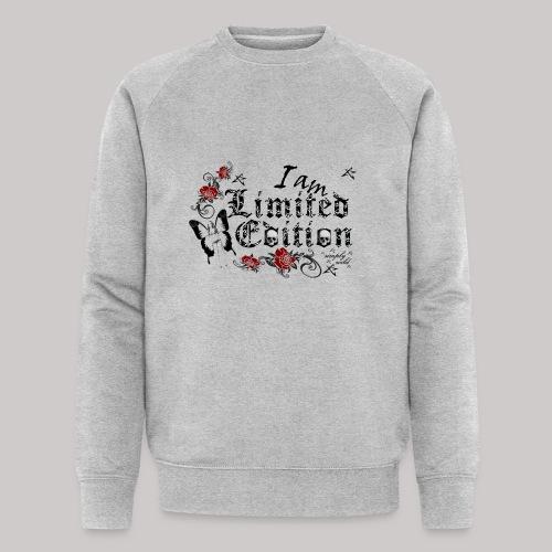 simply wild limited Edition on white - Männer Bio-Sweatshirt von Stanley & Stella