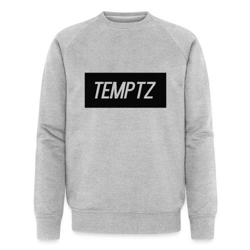 TempTz Orignial Hoodie Design - Men's Organic Sweatshirt by Stanley & Stella