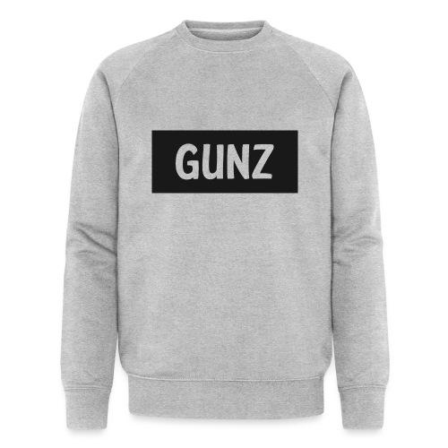 Gunz - Økologisk Stanley & Stella sweatshirt til herrer