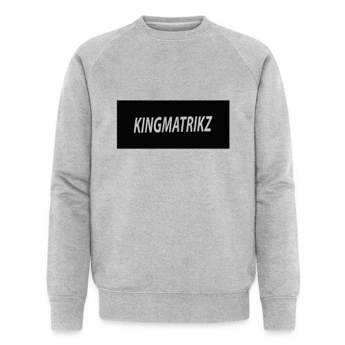 kingmatrikz - Økologisk Stanley & Stella sweatshirt til herrer