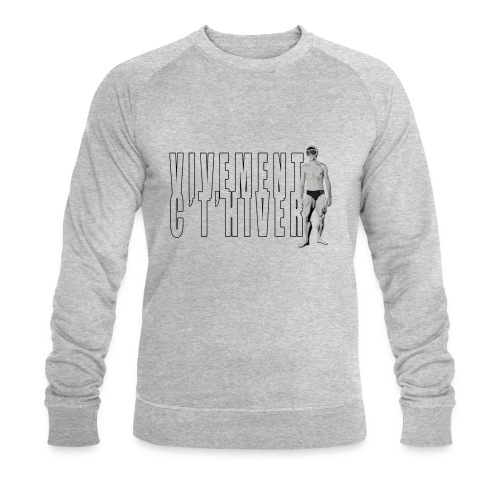 TELEMARK Vivement cet Hiver - Sweat-shirt bio Stanley & Stella Homme